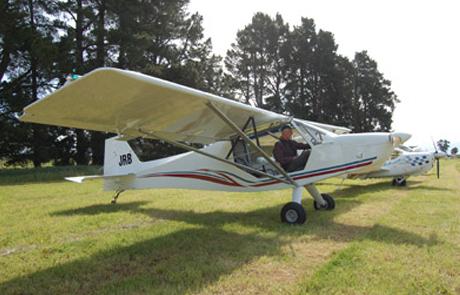 S-7 Courier ZK-JRB