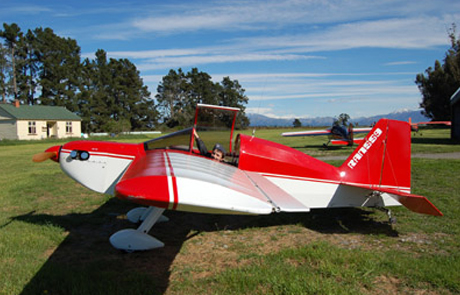 RANS S-9 Choas ZK-KLI