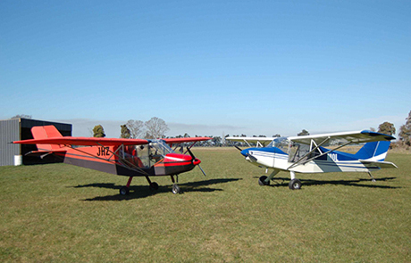 RANS S-6ES and RANS S-6S