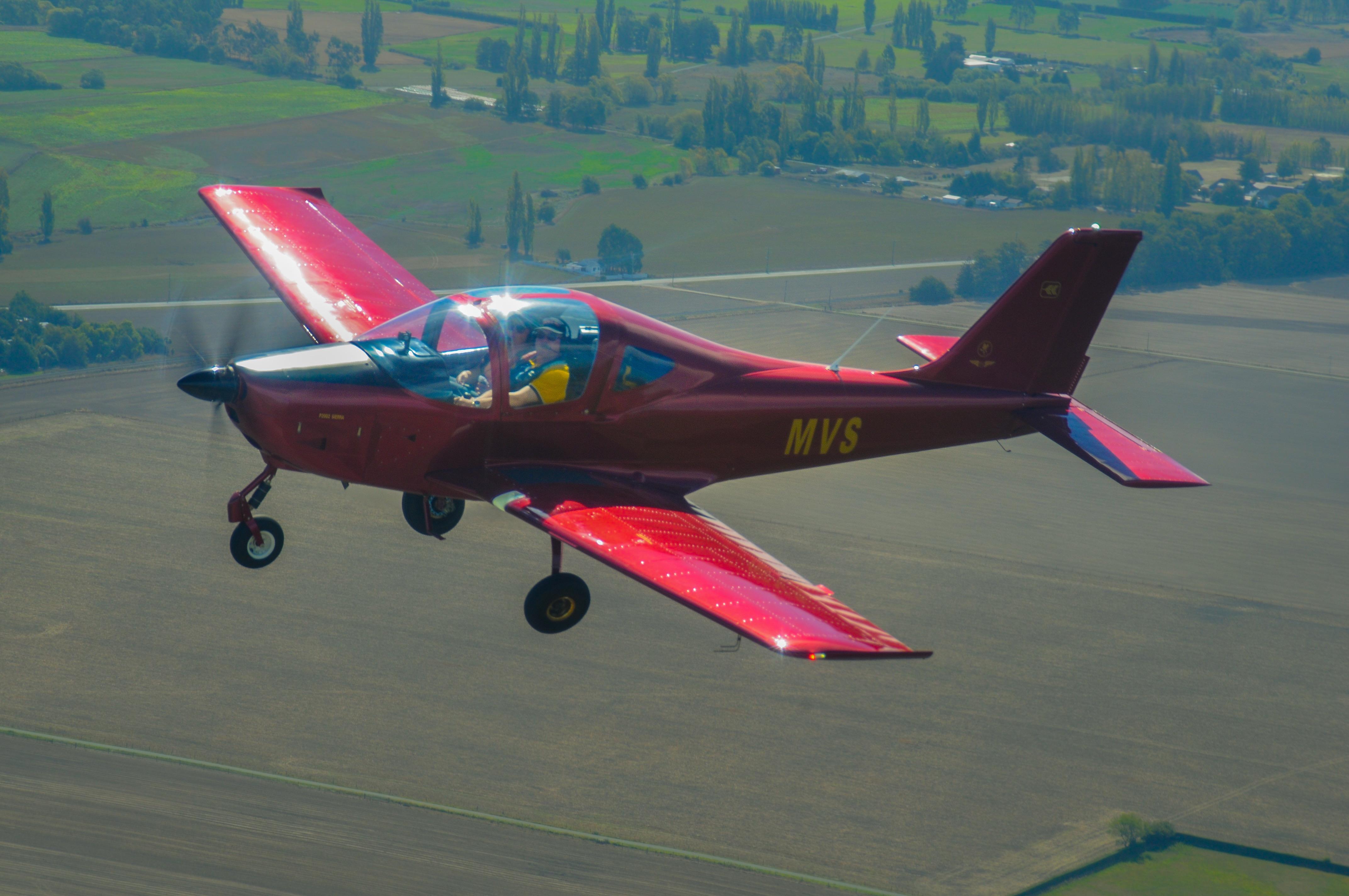 Tecnam P2002 Sierra ZK-MVS