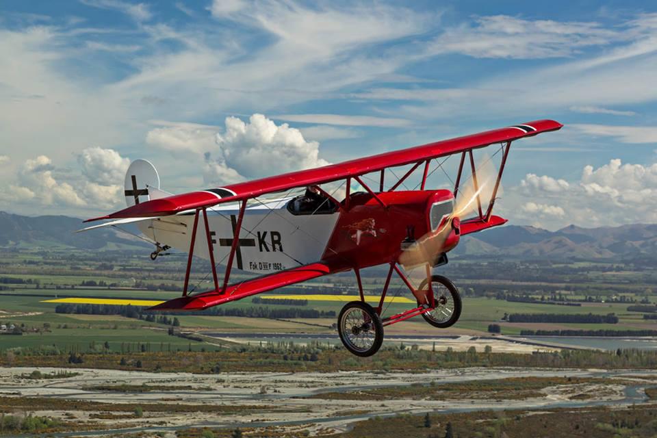 Airdrome 80% Fokker D.VII