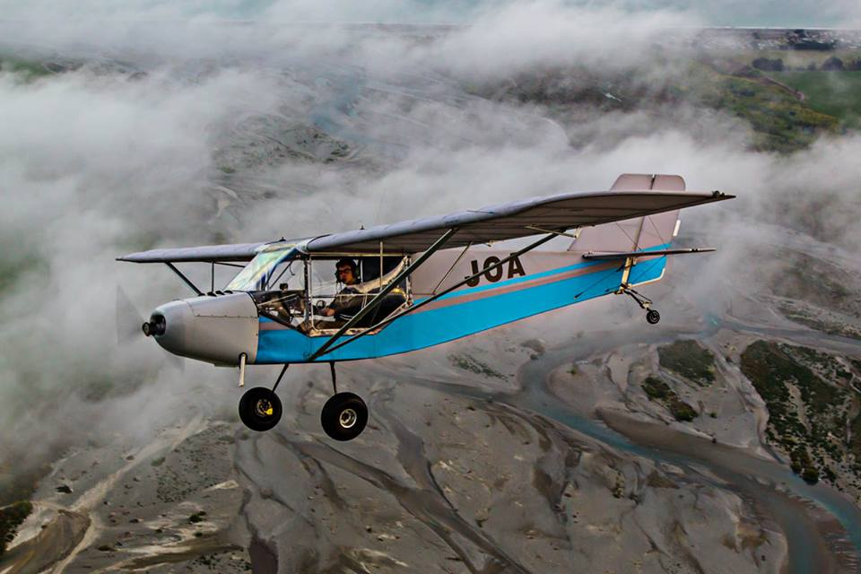 RANS S-6ES Taildragger ZK-JOA