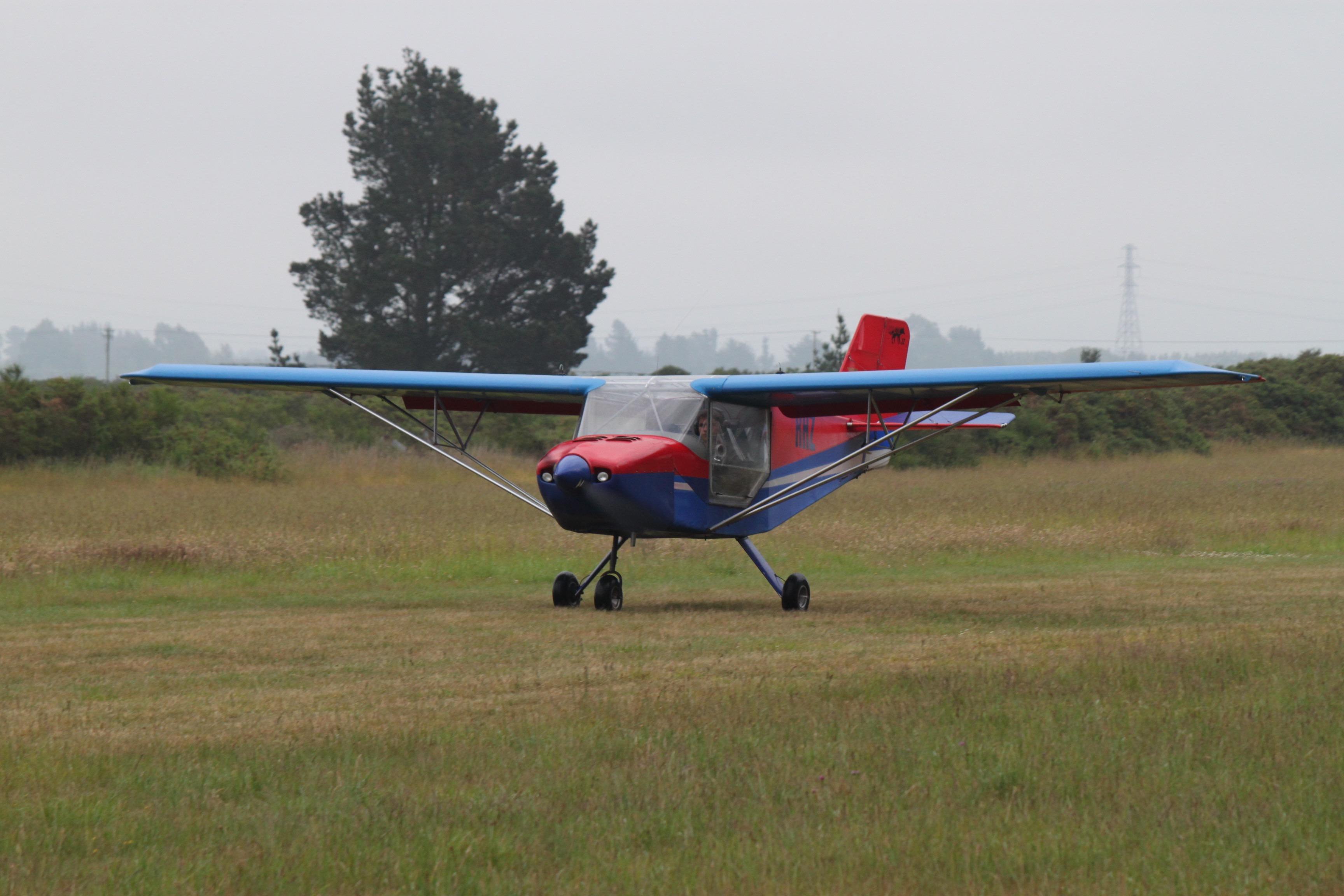 #2 RANS S-6ES/S 116 Trike ZK-RHZ