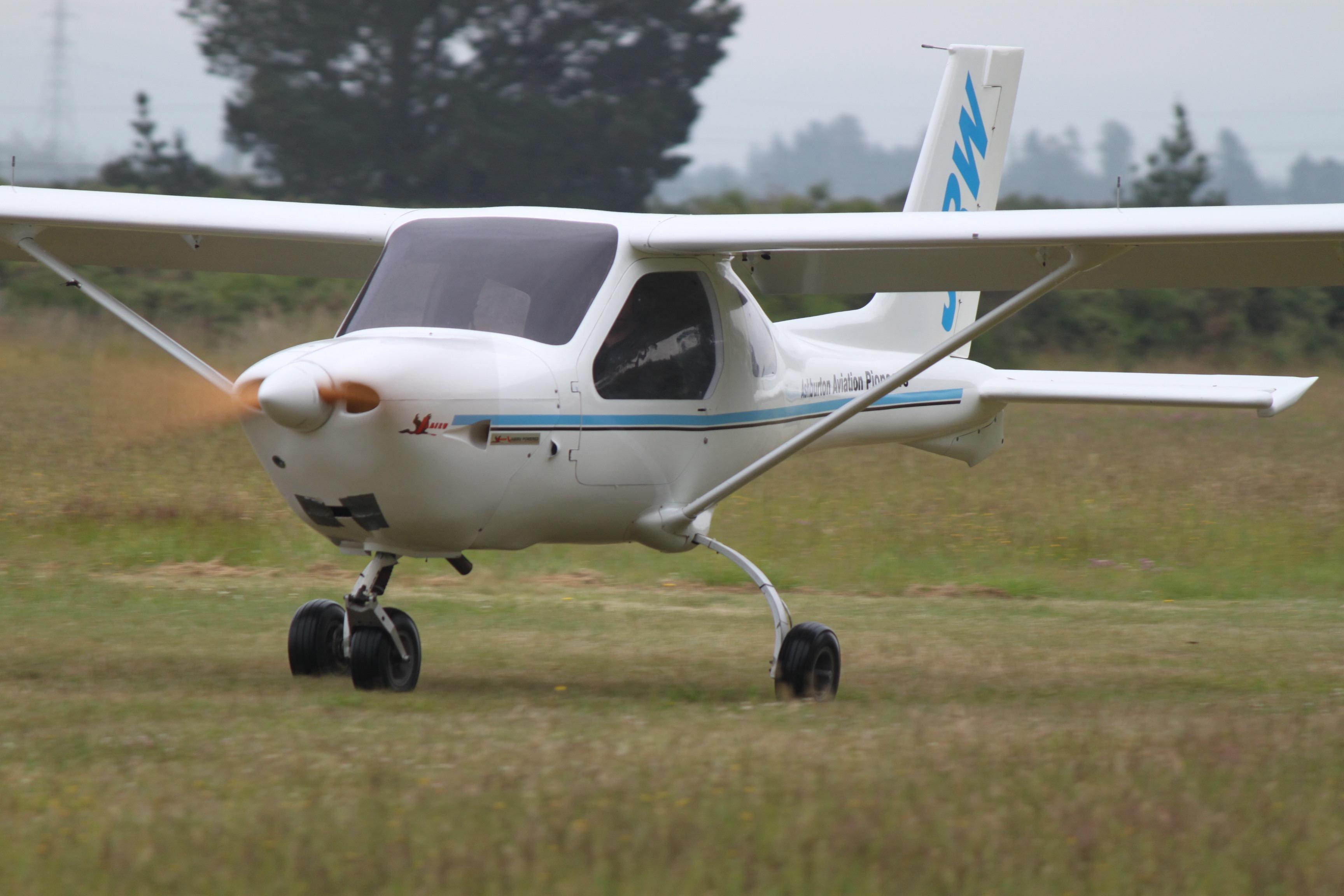 #7 Jabiru J-160 ZK-JRW