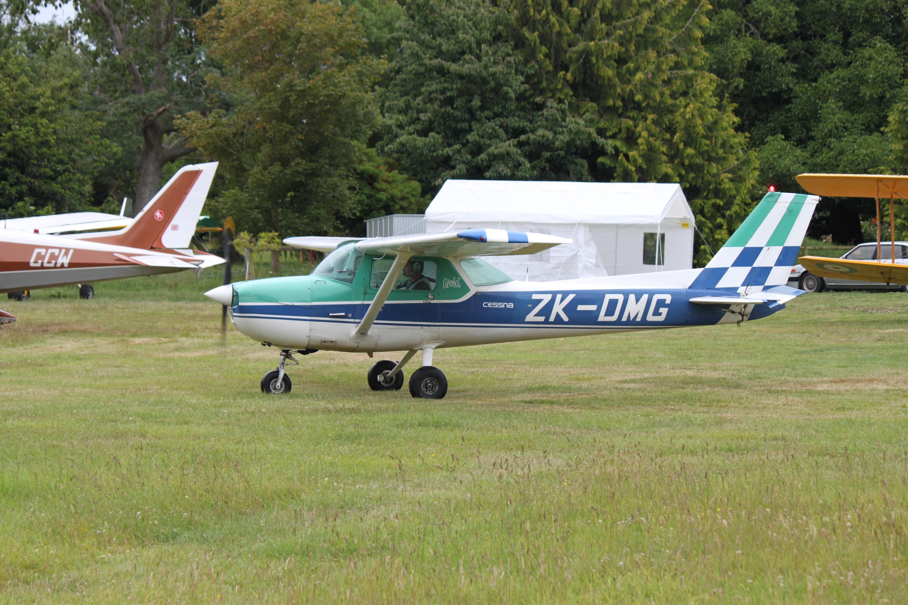 #13 Cessna 150 ZK-DMG