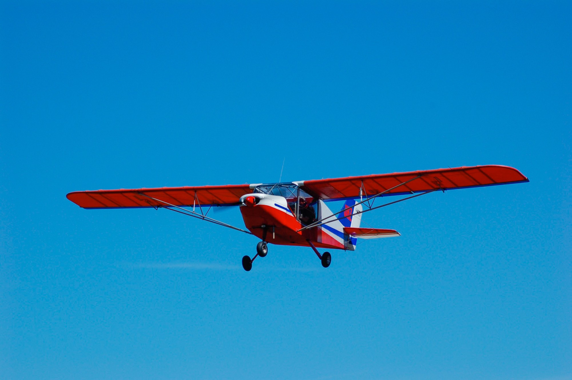Geraldine Flying Group's RANS S-6ES ZK-JHZ