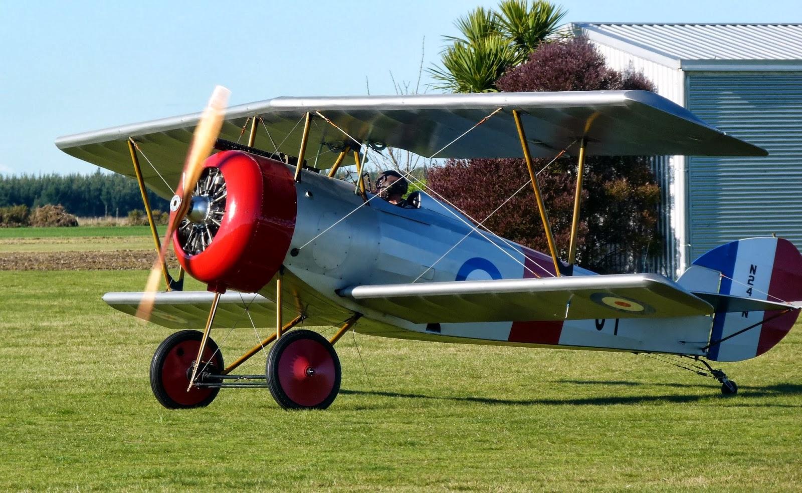 Airdrome Nieuport 24bis